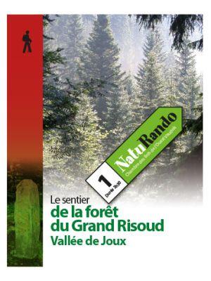 N°1, le sentier de la forêt du Grand Risoud